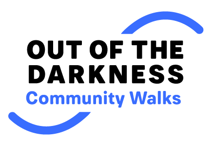 Yellowstone Valley Out of the Darkness Walk - September 15th at Veterans Park