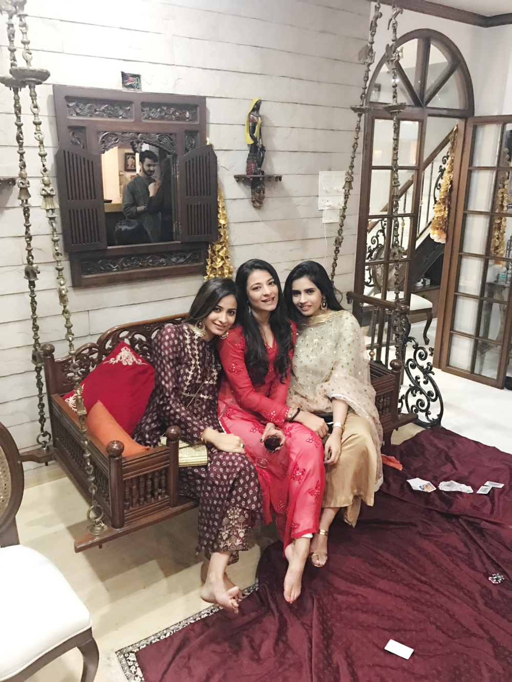 Aashna Lalwani, Saanya Sharma, Sanjana Shah