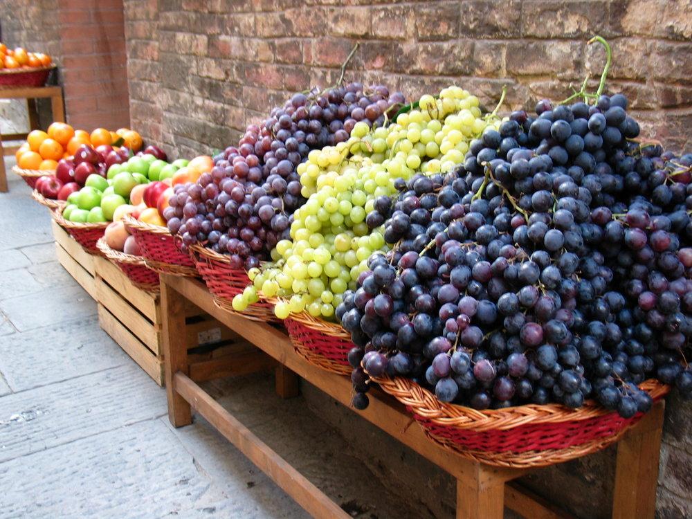 Grapes in Abundance