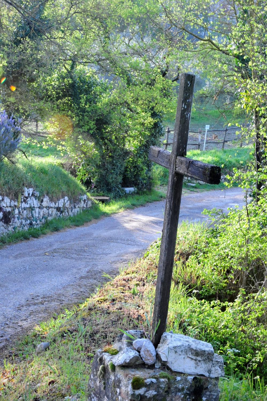 Cross in Fonterutoli