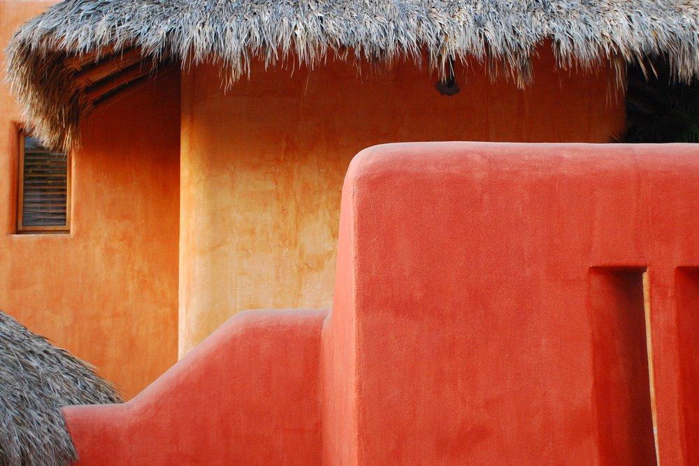 Color, Zihuatanejo, Mexico