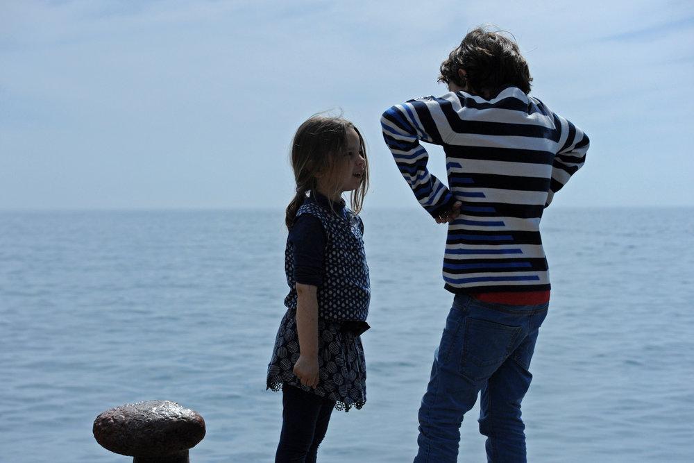Children, Vernazza