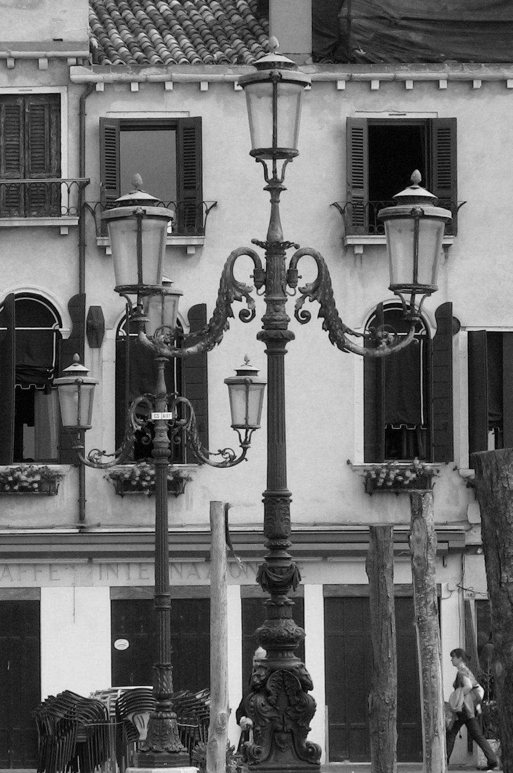 Venice Gas Lamps