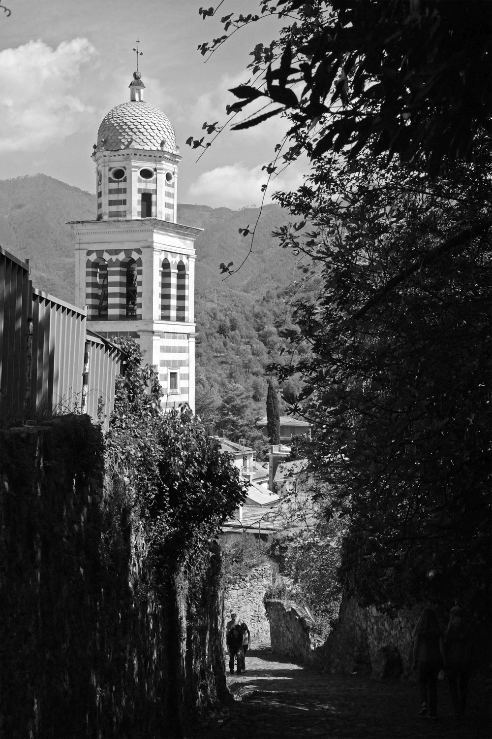 Levanto Church, Liguria