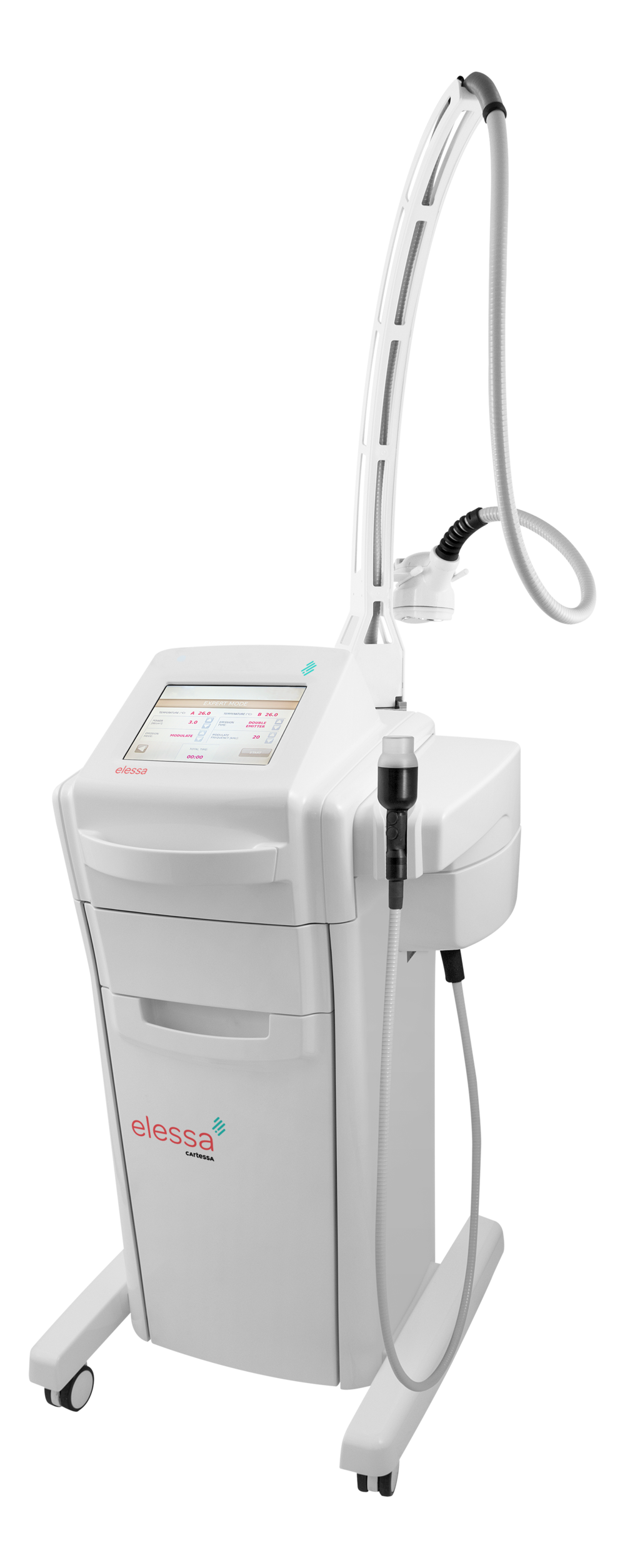 The Elessa is a state-of-the-art alternative to surgical fat reduction.