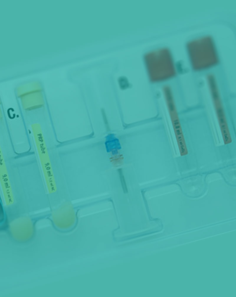 Selphyl PRP - Safe and rapid preparation of Platelet-rich Fibrin Matrix (PRFM).