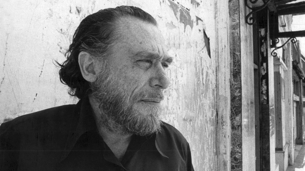 """Don't Try."" -Charles Bukowski's Headstone"