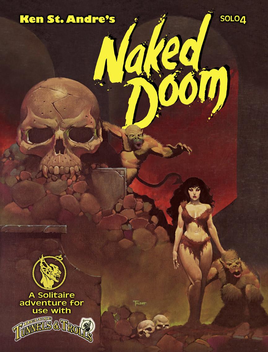 Naked Doom