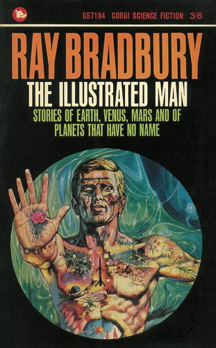 The Illustrated Man (book cover)