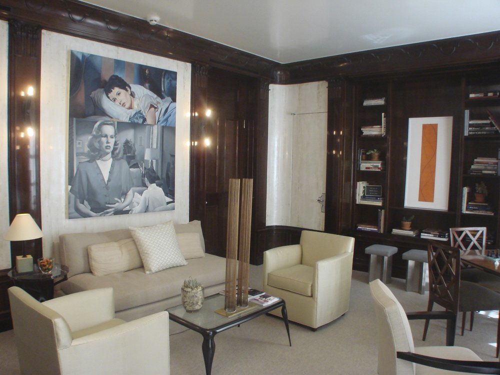 Artists: McDermott & McGough, Robert Mangold,Interior Design: Campion Platt,Photographer: Scott Frances,Location: New York, New York