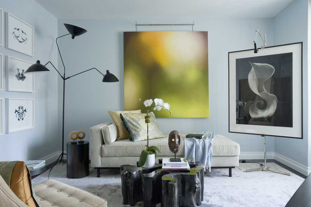 Interior Design: S. Russell Groves