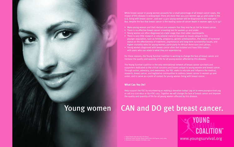 Breast Cancer Surivor Young Women And Breast Cancer