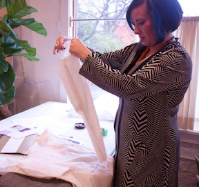COMING SOON:  Sarah Marsh - City Council Member and Fashion Designer