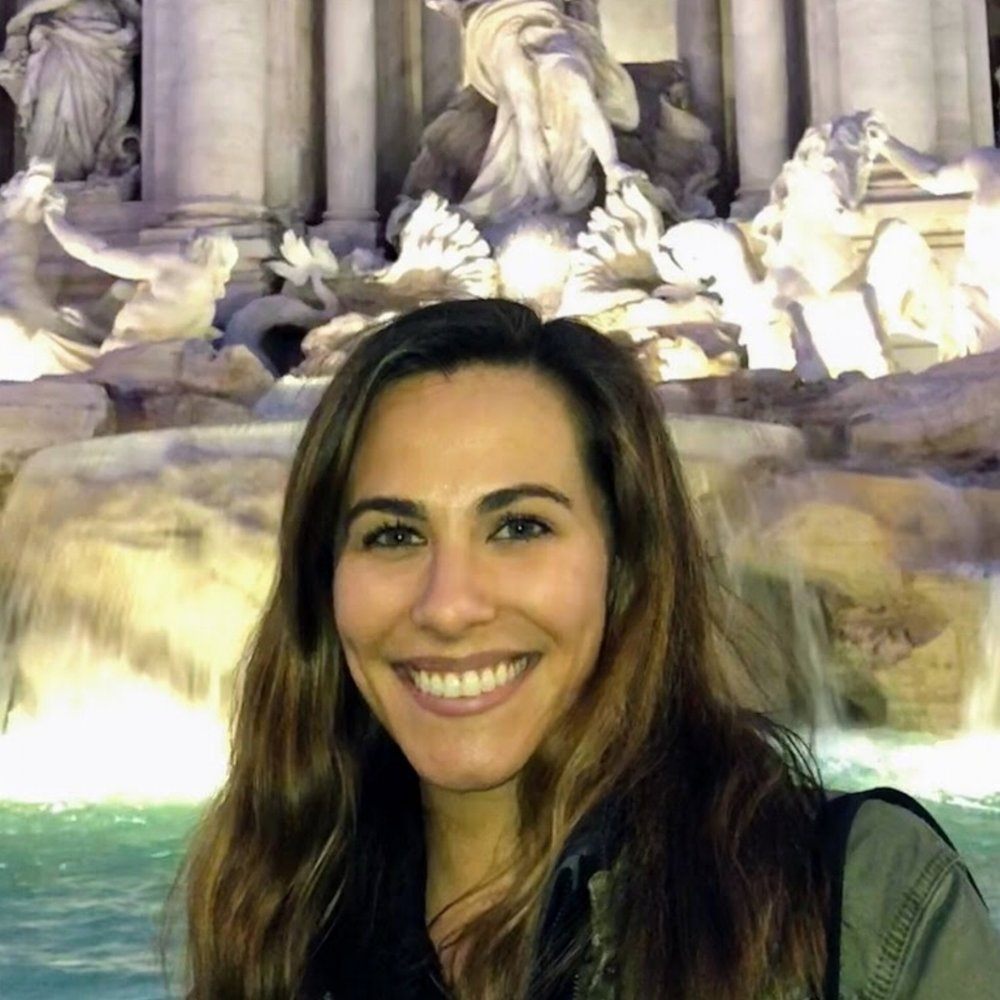 Alexandra Atalis   Speaker Chair