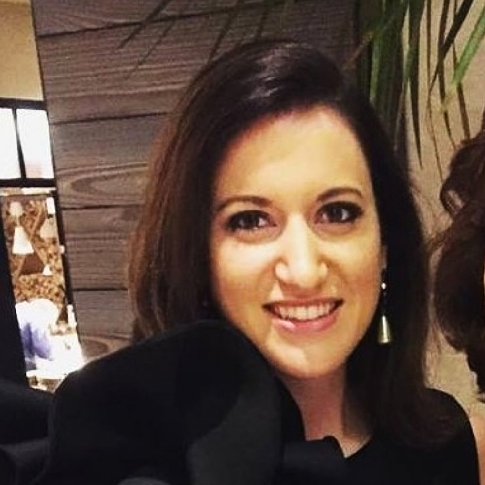 Mary Rebecca Harakas   Social Media Chair & Fundraising Co-Chair
