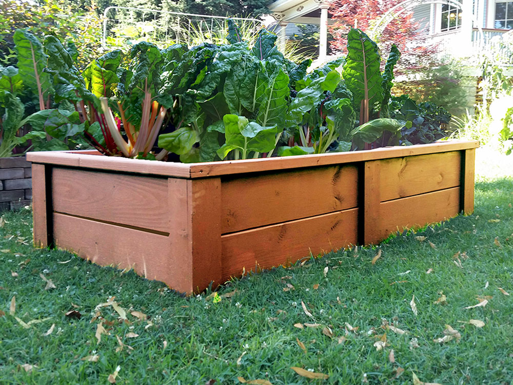 Premium Cedar Raised Bed