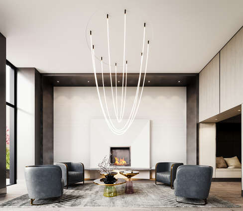 91 Leonard Street is a fantastic new building from the Toll Brothers, designed to highlight the best of Tribeca's rich architectural history, paired with beautiful modern elements. This brand-new structure offers 111 luxury homes. The offered homes have whitewashed oak wood floors and oversized windows that let an abundance of natural light. The kitchens have custom oak cabinetry, marble islands, and come with a suite of Gaggenau appliances. The three-and-four-bedroom penthouses offer stunning, expansive private terraces.   The amenities at 91 Leonard include a 24-hour attended lobby, a resident's lounge with a fireplace and access to the beautiful landscaped garden, a fitness center that includes a 60-foot lap pool, a children's playroom, a screening room, and a rooftop lounge with places to unwind, grills, and an outdoor fireplace and television. All of this in one of the most coveted areas of Manhattan, with excellent transportation options, shops, and restaurants as well as fast and easy Midtown access.    CITY REALTY ARTICLE    This handsome, 19-story apartment building at 91 Leonard Street was erected in 2018 by Toll Brothers City Living, whose other projects include 1110 Park Avenue, the Touraine on the southeast corner of 65th Street and Lexington Avenue, 121 East 22nd Street and 303 East 33rd Street and 400 Park Avenue South.    This building contains 112 condominium units and about 12,000 square feet of commercial space.    It has been designed by Skidmore, Owings & Merrill and Hill & West.    Enea was the landscape architect.    Occupancy is slated for 2019.    CONTACT US FOR MORE INFORMATION ABOUT THIS AND OTHER NEW DEVELOPMENTS IN NYC, BROOKLYN & QUEENS!