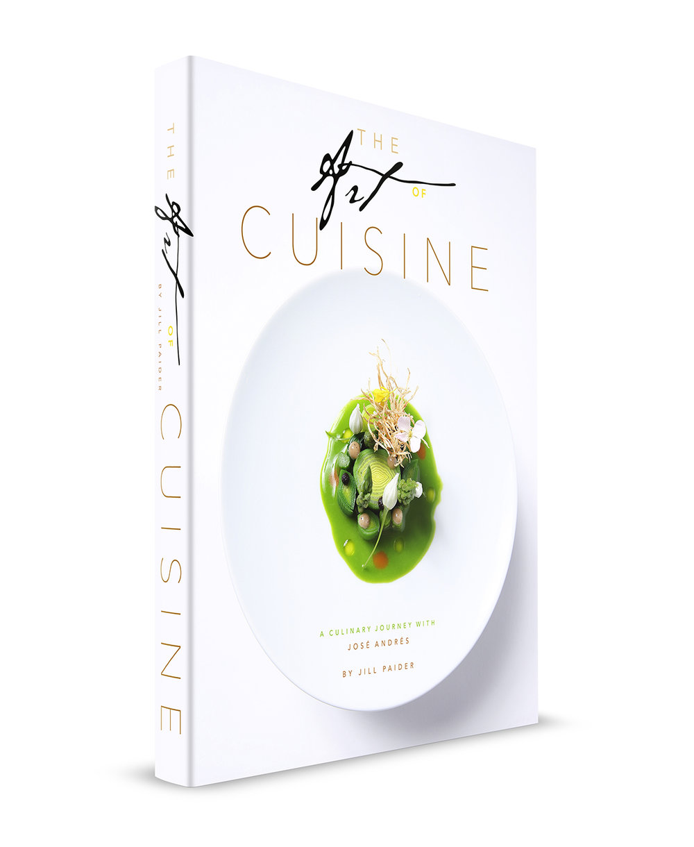 THE ART OF CUISINE - LIMITED EDITION PRINT