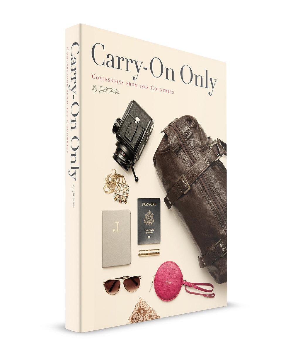 CARRY-ON ONLY - MAGAZINE EDITION PRINT