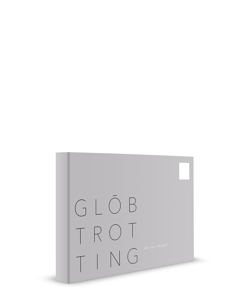GLOBTROTTING - LIMITED EDITION PRINT