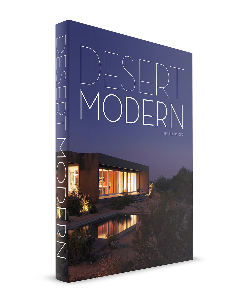 DESERT MODERN - LIMITED EDITION PRINT