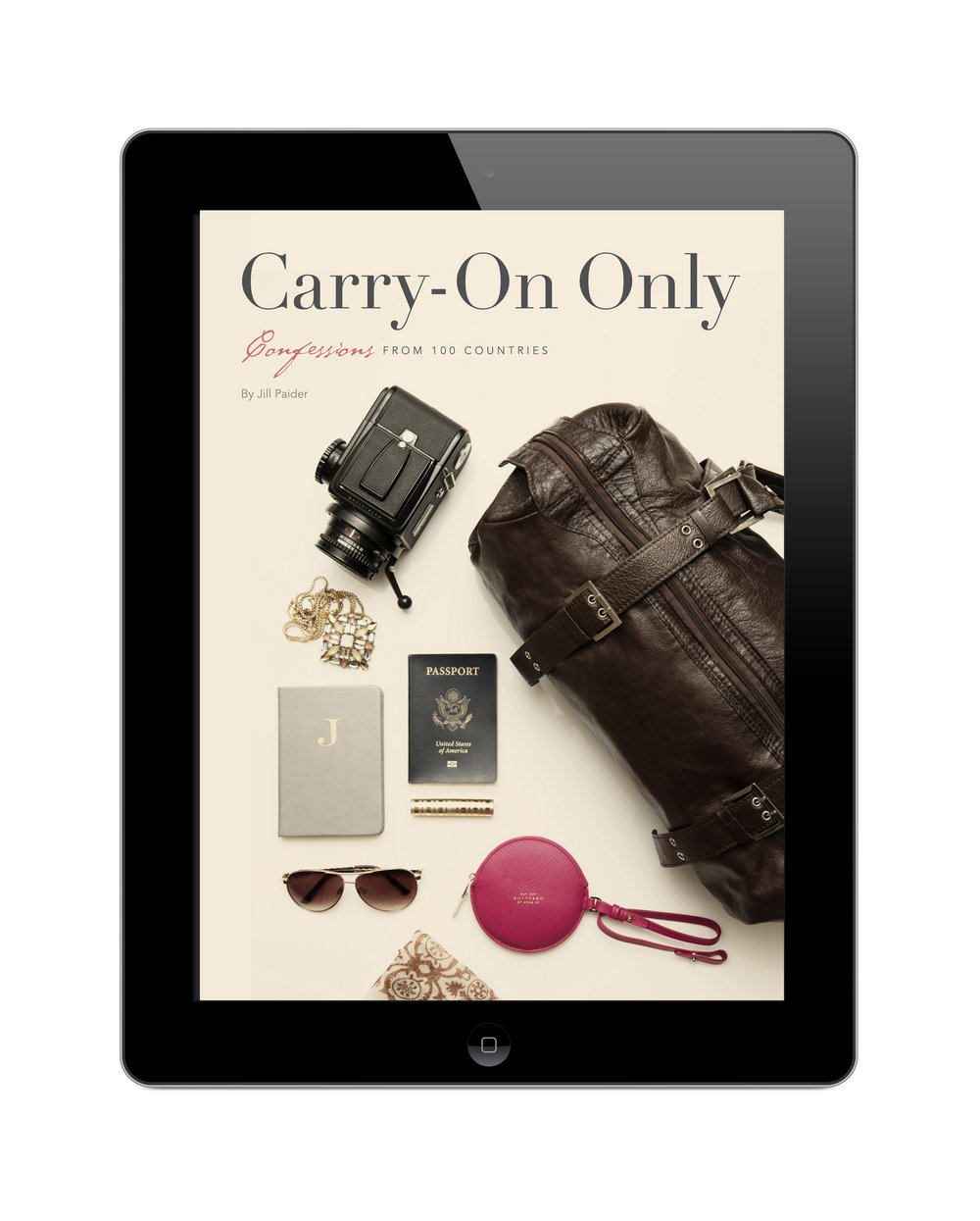 CARRY-ON ONLY - DIGITAL EDITION