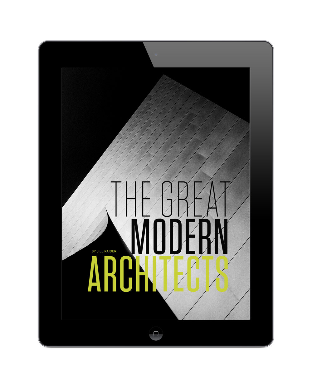 THE GREAT MODERN ARCHITECTS - DIGITAL EDITION