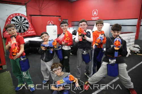 Camp Nerf Wars Toronto Battle