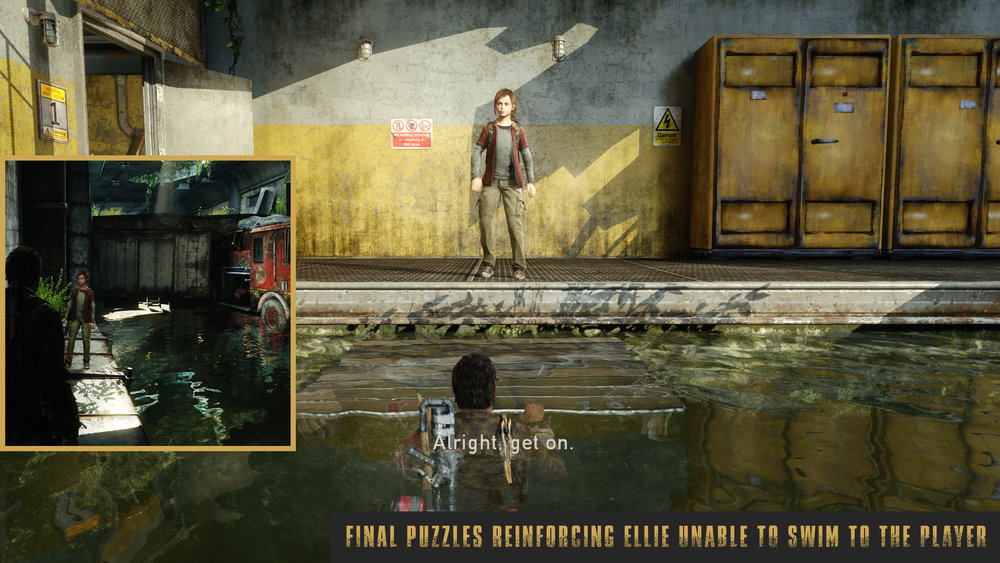 CLICK FOR VIDEO - Peter Field breaking down the final puzzle design for the level.