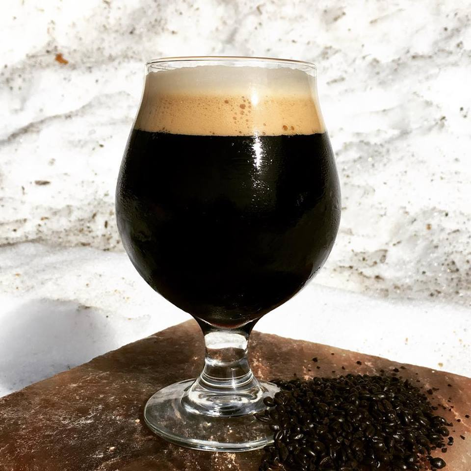 (VEEK)TORRUSSIAN IMPERIAL STOUT10.5% ABV - Aged in our Rye Whiskey barrels. This lends a slight Whiskey character to the beer while still being malty and rich.