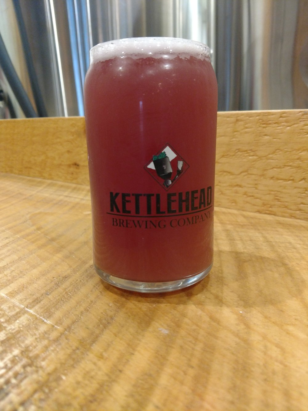 LOCAL BLUEPale Wheat Ale5% ABV - Our blueberry ale. A glowing pinkish blue color, made with fresh blueberries picked at a local farm. We add lactose to this beer to help combat the sourness of the blueberries