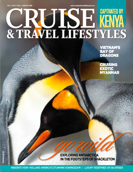 Cruise Travel & Lifestyle: Antarctica