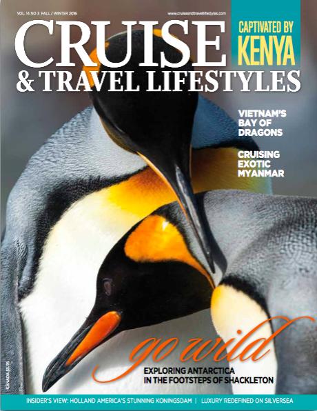 Cruise Travel & Lifestyle: Antarctica