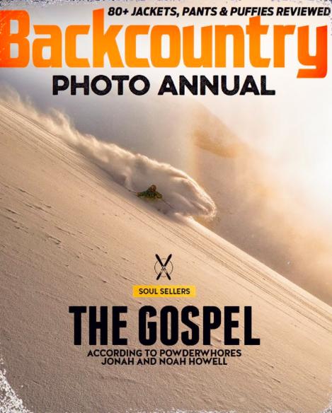 Backcountry Magazine