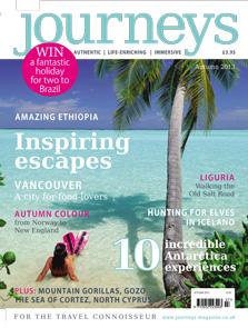 Journeys Magazine
