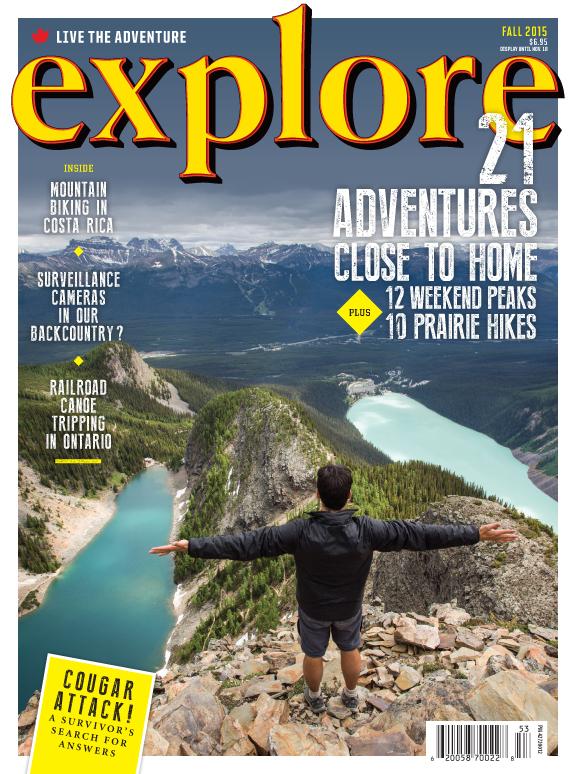 Explore Magazine, Fall 2015