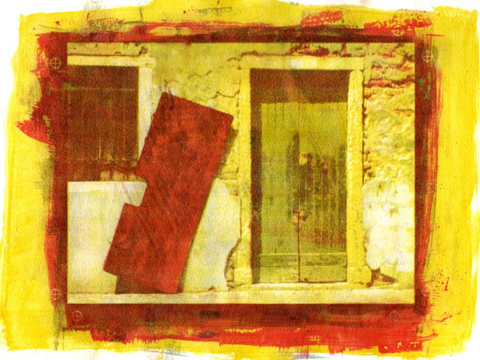 Venetian Door, 2008