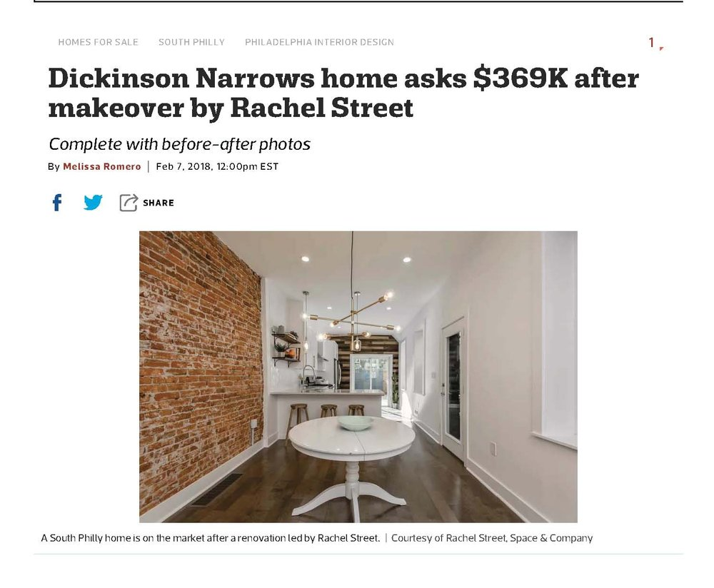 Dickinson Narrows home asks $369K after makeover by Rachel Street - Curbed Philly.jpg