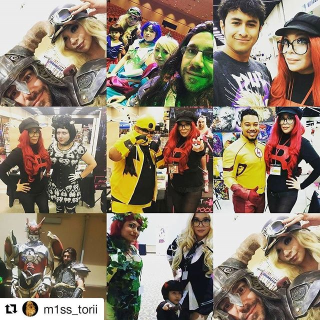 #Repost @m1ss_torii (@get_repost) ・・・ Zicon and Pokefest was awesome! I had a blast at both events! #cosplayersofinstagram #cosplayforfun #craftyourfandom #zicon #pokefest #teamrocket