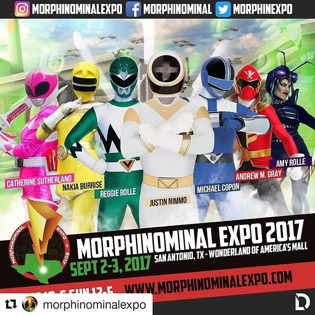 #Repost @morphinominalexpo (@get_repost) ・・・ **Contest time** (MMPR Legacy Black Ranger Figure) We want to give this away to one of our followers. It's super easy!!! Everyone who does the following gets entered automatically. Winner will be announced on 8/14/17 1. Follow morphinominalexpo 2. Repost making sure to tag us in it. 3. Tag (3) people below #contest #powerrangers #repost #giveaway #morphinominalexpo #itsmorphintime #gogopowerrangers #mmpr #legacyfollowers #mightymorphinpowerrangers