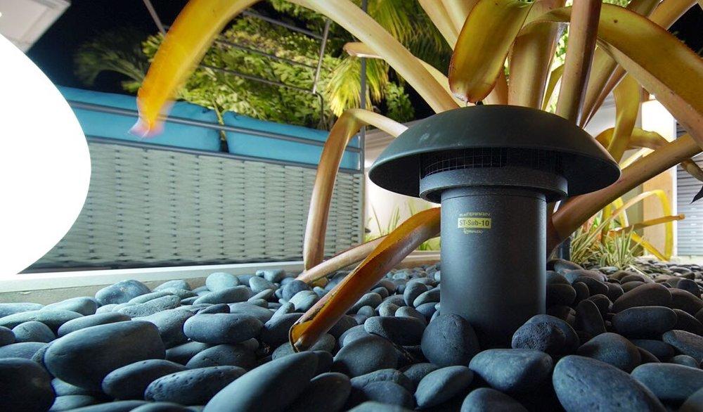Sub-Terrain Sub-Woofer Speaker