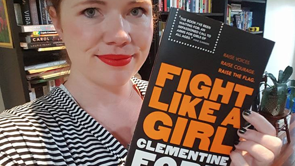 Clementine Ford Fight Like a Girl Toowoomba Event
