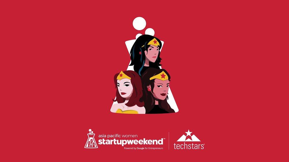 Startup Weekend Women Toowoomba