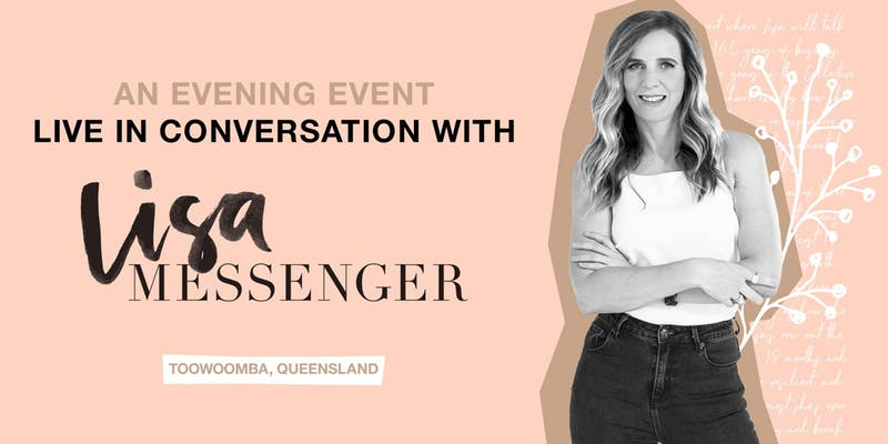 Lisa Messenger Toowoomba