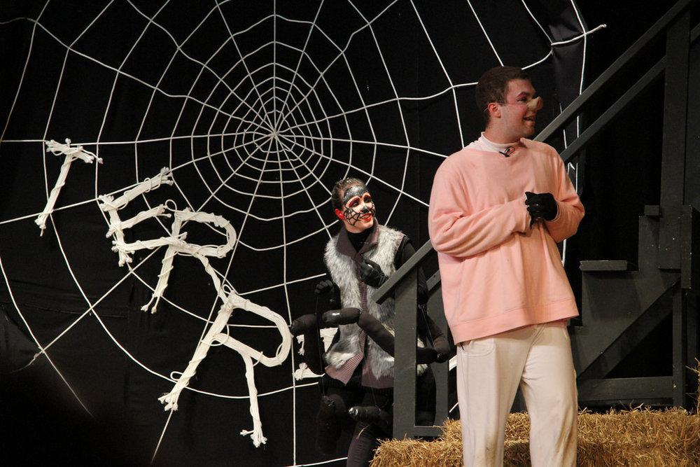 Charlotte's Web Toowoomba