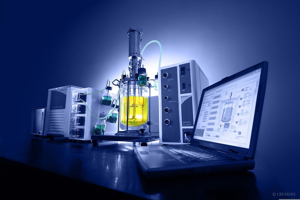 Why should bioreactors be limited to expensive, ugly software?