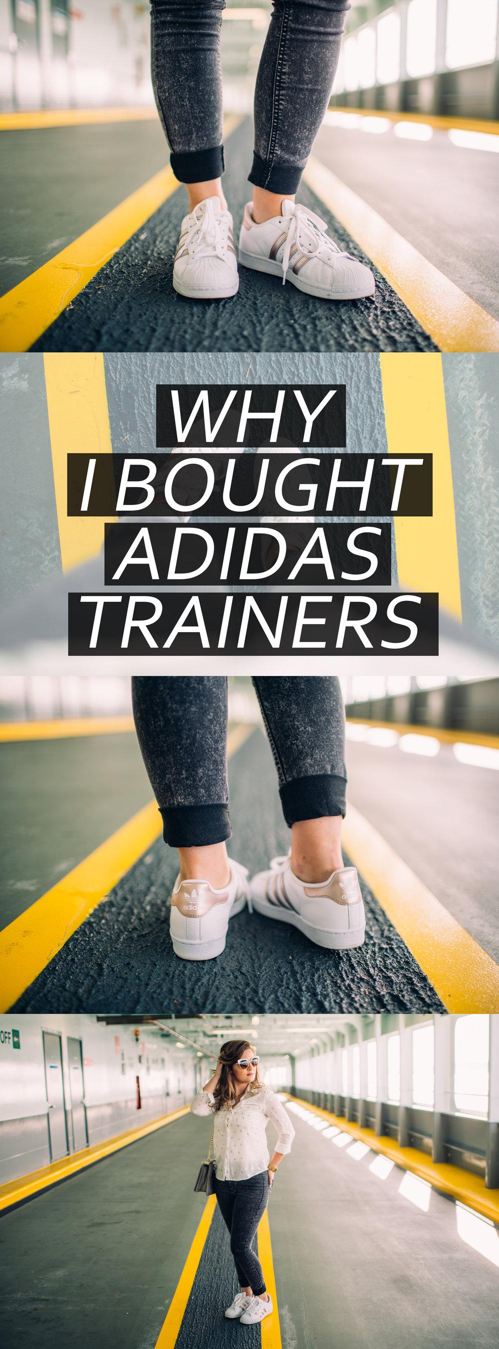 Reasons to Buy Adidas Trainers   Shoe advice
