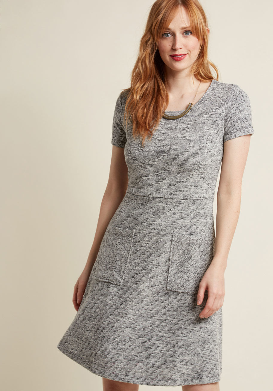 cyber monday sales mod cloth merled grey dress.jpg