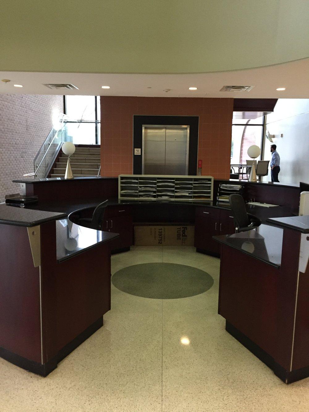 Main Floor: Mail Center