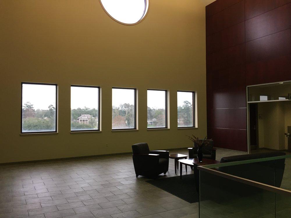 3rd Floor: Meeting Area